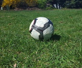 How to Properly Shoot a Soccer Ball