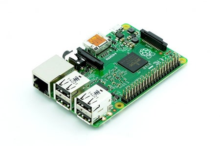 Raspberry Pi Home CCTV System