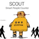 SCOUT : Smart People Counter! ( A low cost counter for Crowd Density Mapping at Large Gatherings and Shopping Malls )