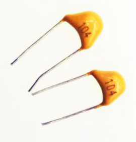 Picture of Solder Monolithic Capacitor