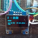 Simple Arduino GPS with OLED
