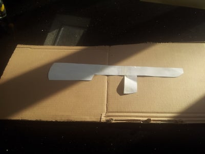 Step 1 the Body of the Crossbow