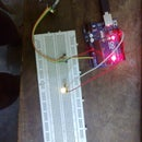 Using PWM to control the light intensity of a LED