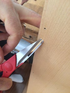 Fixing Pulled Out Screws in Wood