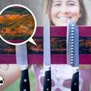 Resin Art Magnetic Knife Holder