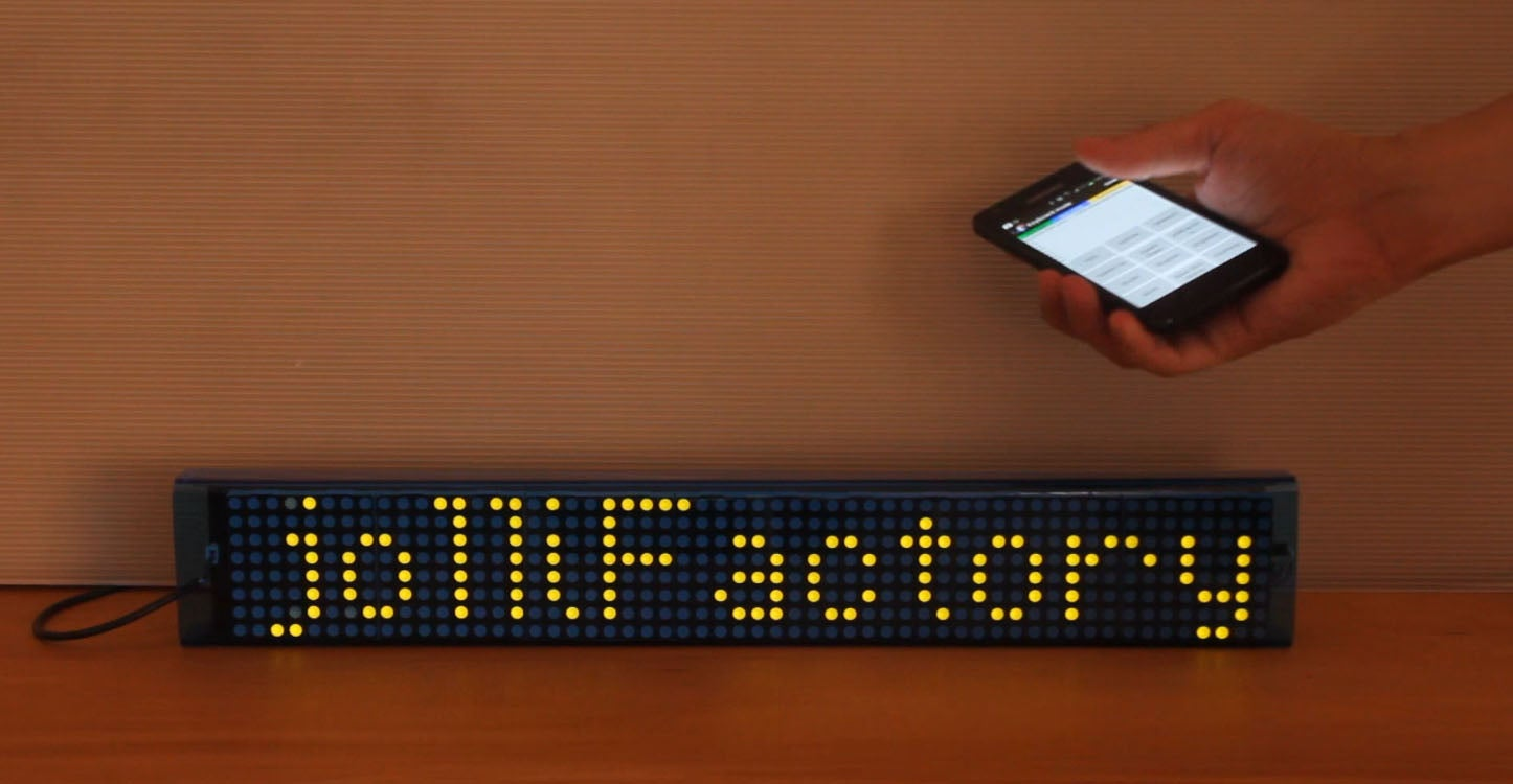 7 Bi Color Led Matrix Scrolling Text Display Steps Bicolour Flasher Circuit Electronics Project