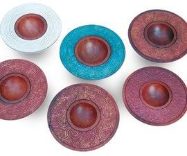 Turning Hybrid Bowls