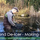 Pond Heater & De-Icer - Overwintering Fish Pond