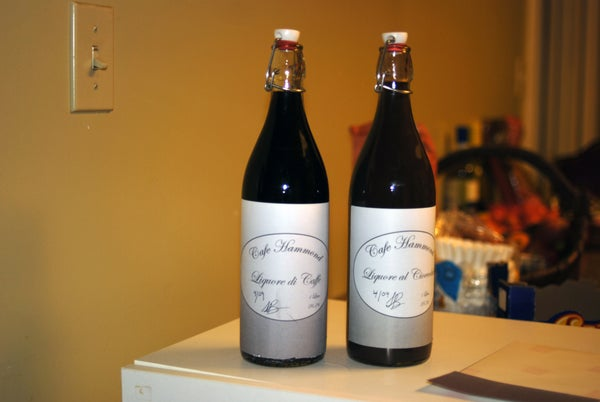 How to Make Delicious Chocolate Liqueur