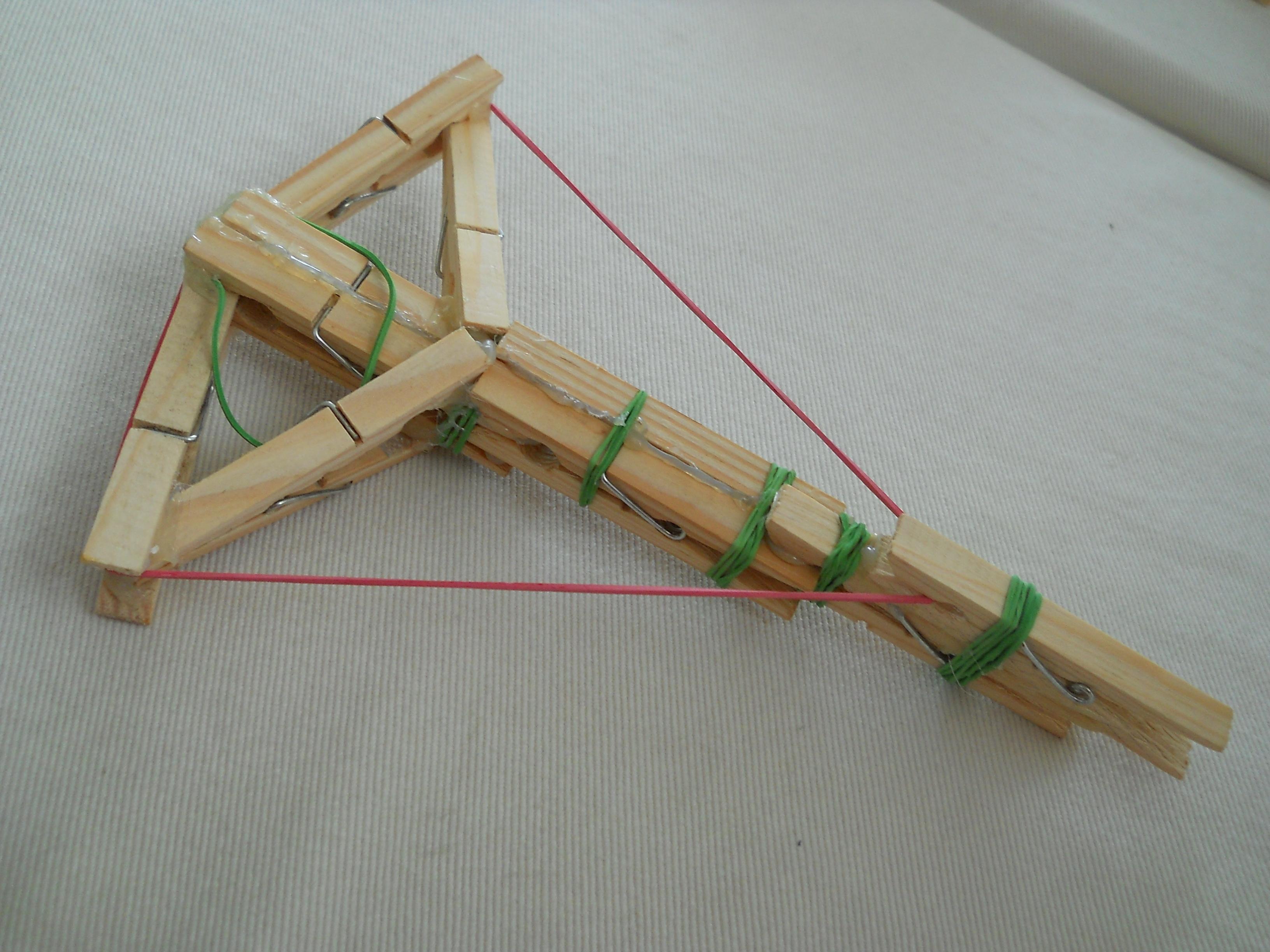 Набор как сделать катапульту