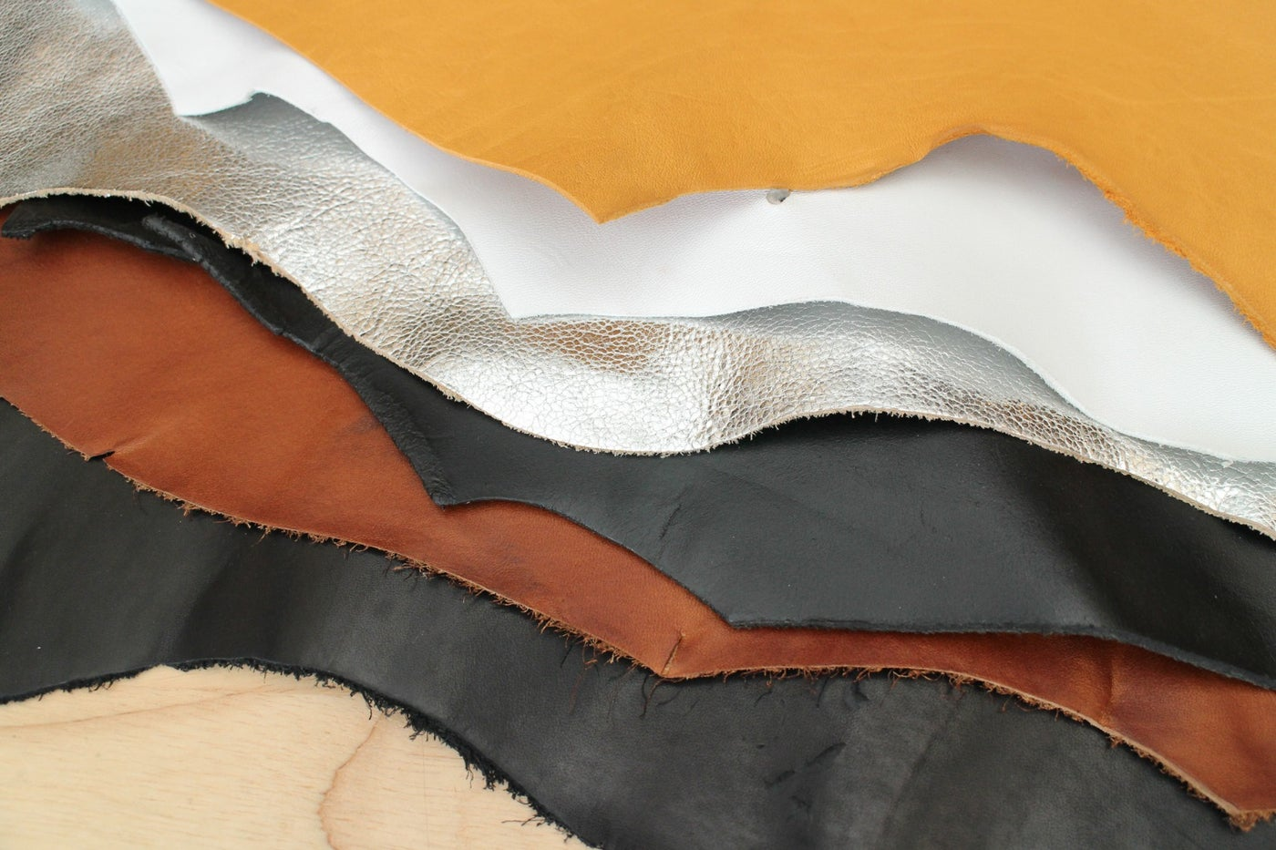Leather by Grain
