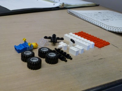 Lego Parts Needed
