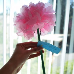 DIY Mother's Day Flower