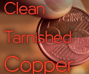 How to Clean Copper From Tarnish