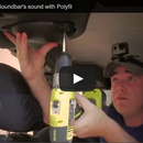 DIY: How to Use Polyfil to Enhance Your Jeep Wrangler Soundbar