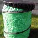 Flatpacked compost bin