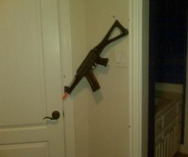 Airsoft Gun Door Trap