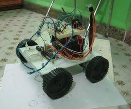 Make a 4WD RC car