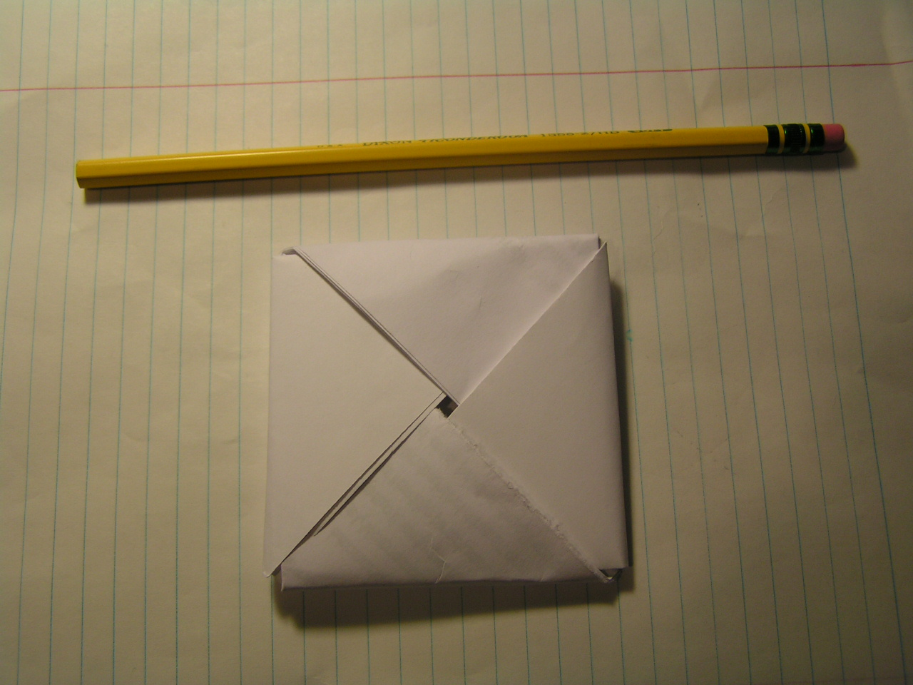 Picture of Throwing Squares