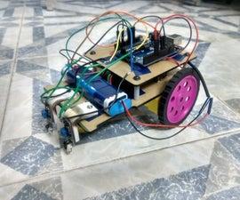 Arduino Based Line Following Robot