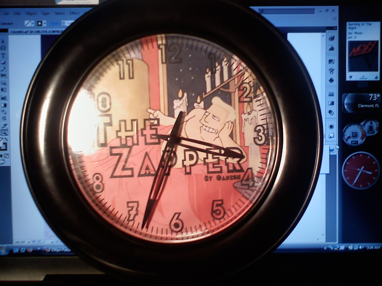 Picture of How to Make Your Very Own Professional Wall Clock