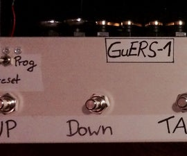 Guitar Effect Routing System (Programmable Effect Looper)