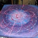 Spinning Spray Paint Art