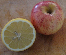 Two Simple Ways to Stop an Apple Browning #5