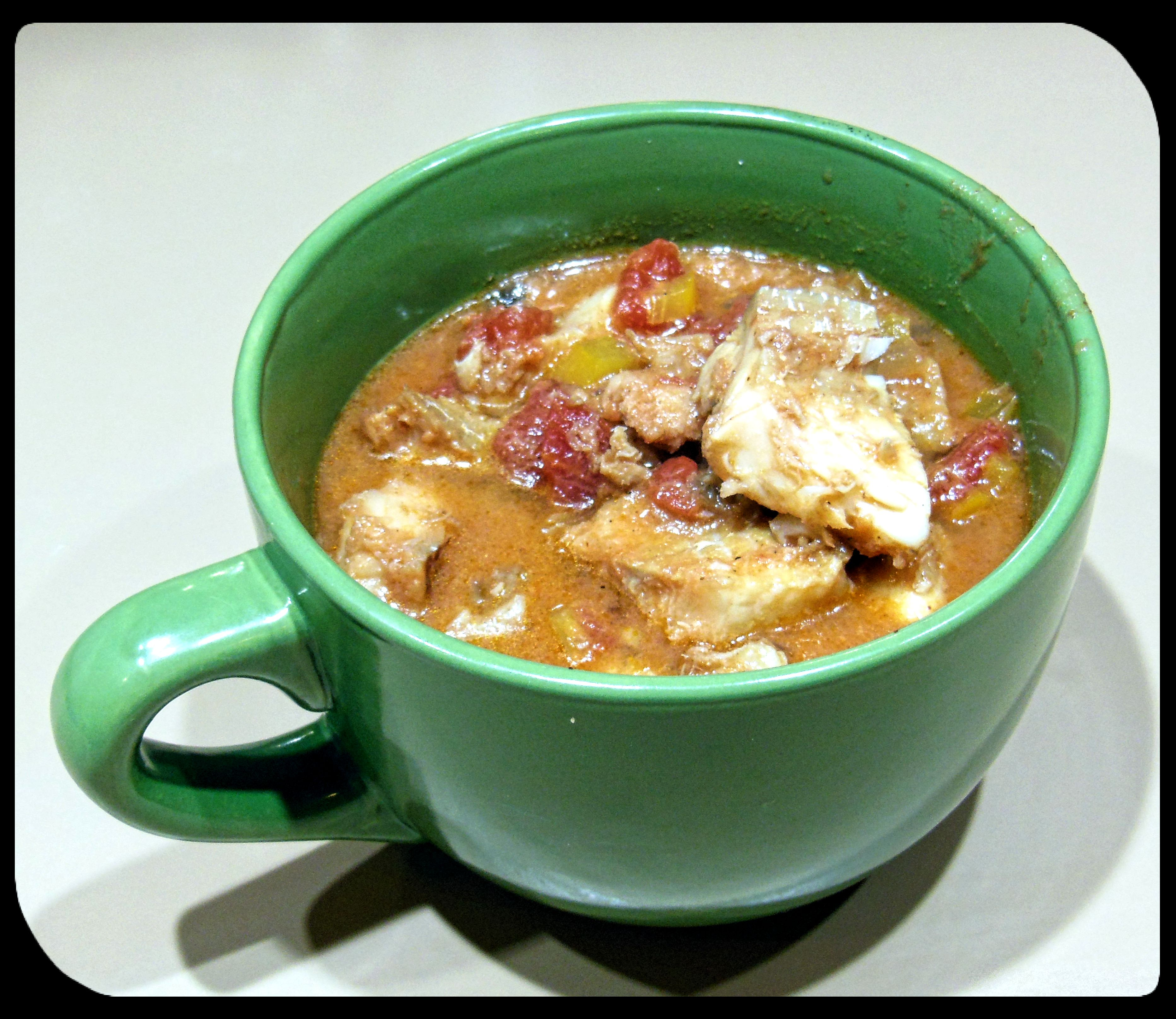 Picture of Spicy Fish Stew