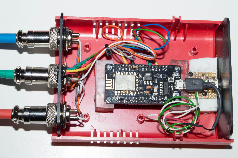 Picture of ESP8266 Code