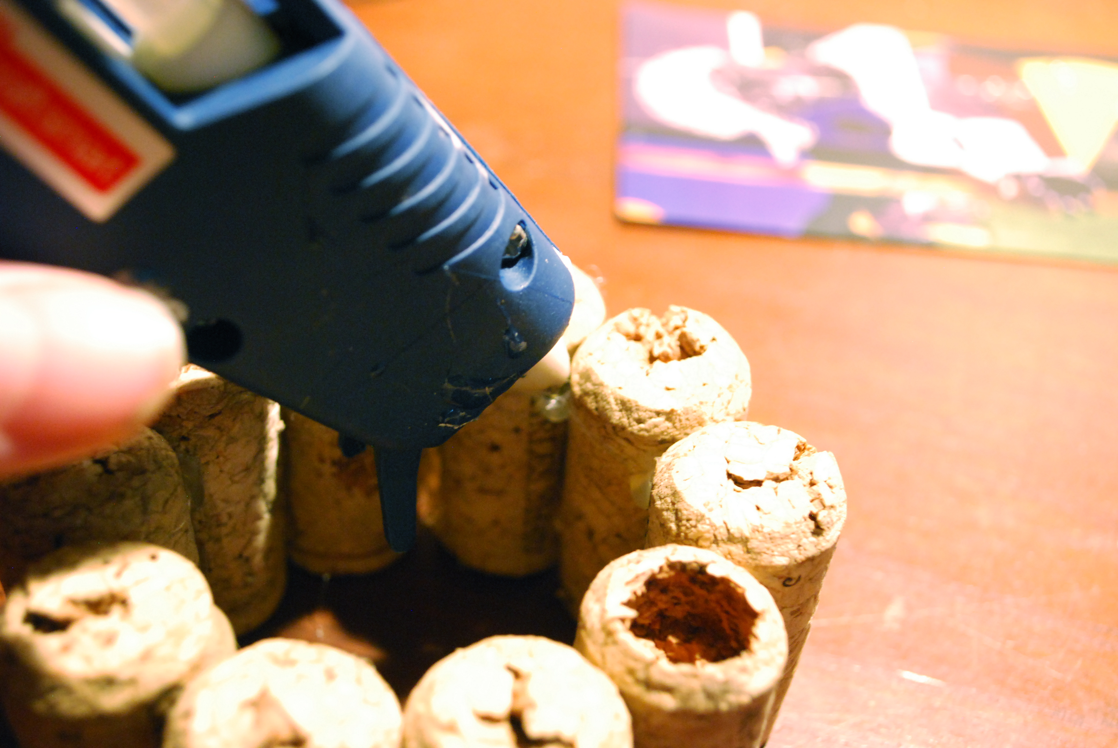 Picture of Ring of Corks