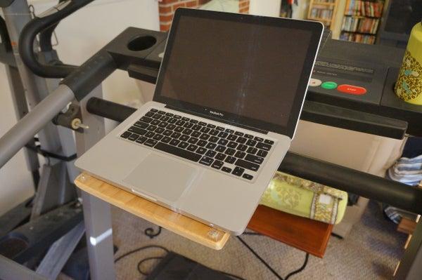 Treadmill Desk in 60 Minutes