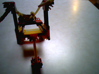Picture of Knex Full Power Wrist Rocket and Knex Concept Pistol/Rifle