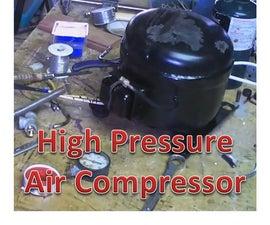 Vacuum and High Pressure Pump