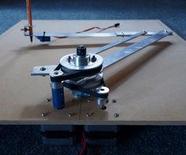 CNC Drawing Arm