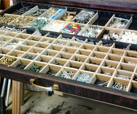 Making Drawer Dividers