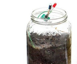 How to Make a Microbial Fuel Cell (MFC) Using Mud