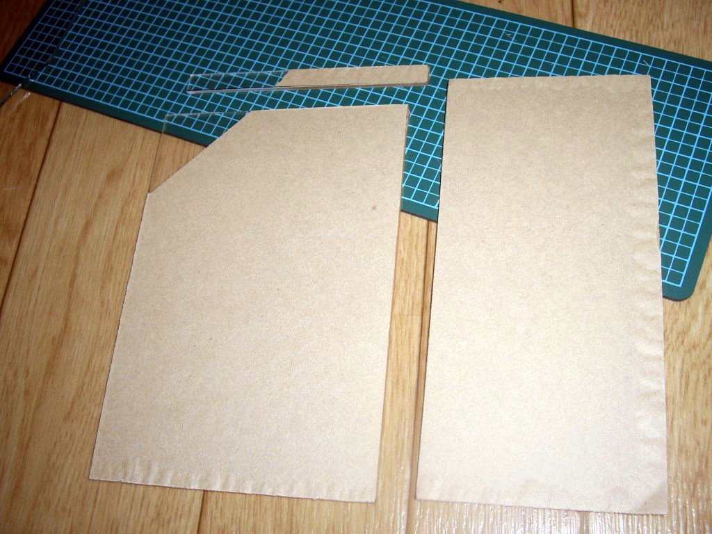Picture of Cutting Off Short Edges