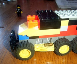 Hummer: lego edition
