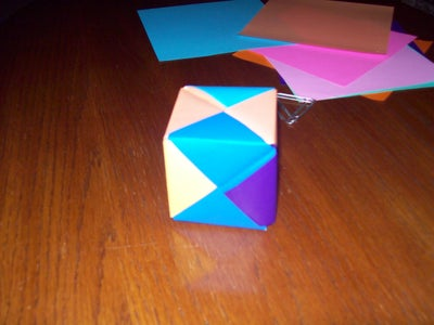 How to Make Origami Christmas Ornaments