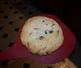 Chocolate Chip Cookie (The Single Cookie)
