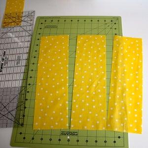 Cutting the Fabrics