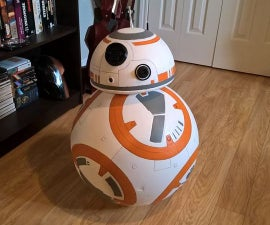 BB-8 on a Budget