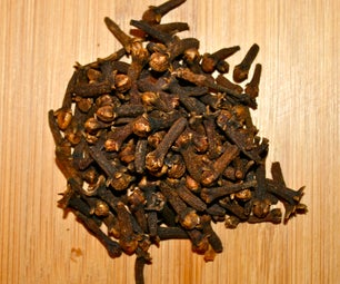 Using Clove to Cure Toothaches