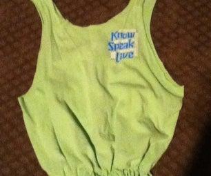 :)upcycled T-shirt Into Bag :)