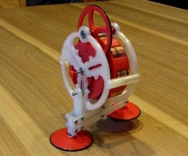Gyroman Walking Gyroscope