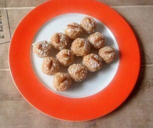 Gluten Free Coconut Almond Truffles