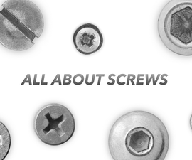 All About Screws