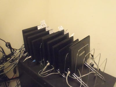 Reused Paper Holders How Hold New Laptops