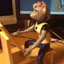 How Sculpt a Furry, or Cartoon Character.